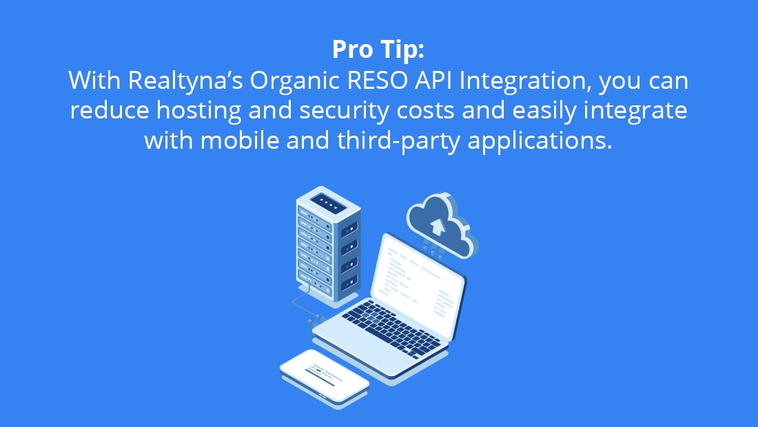 Realtyna's Organic RESO API