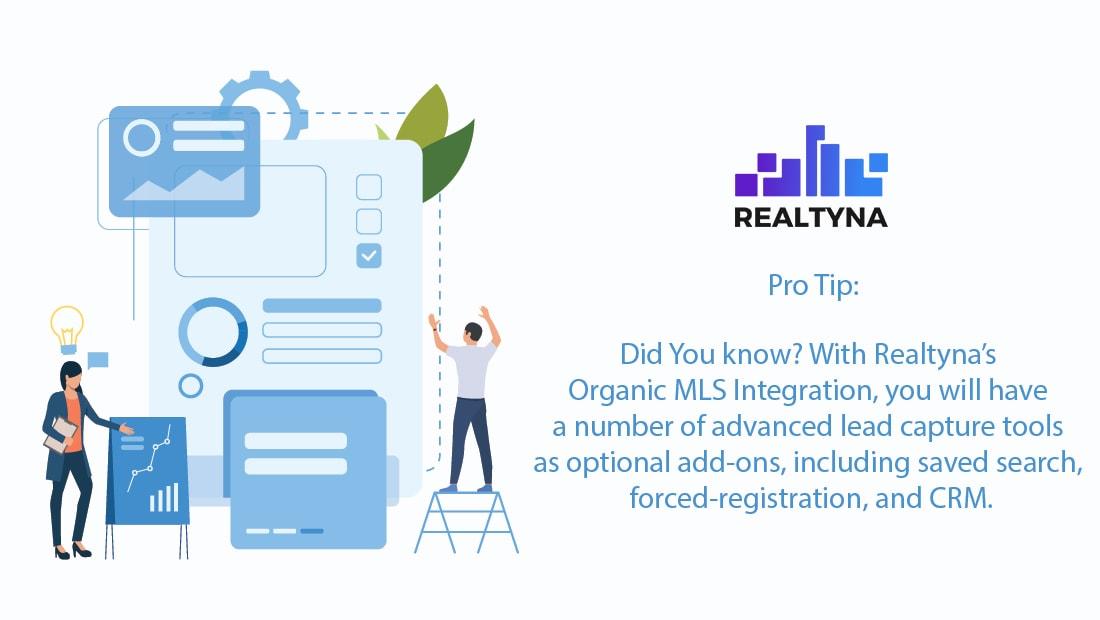 Realtyna's Organic MLS Integration
