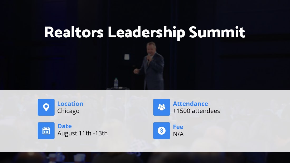 Realtors Leadership Summit
