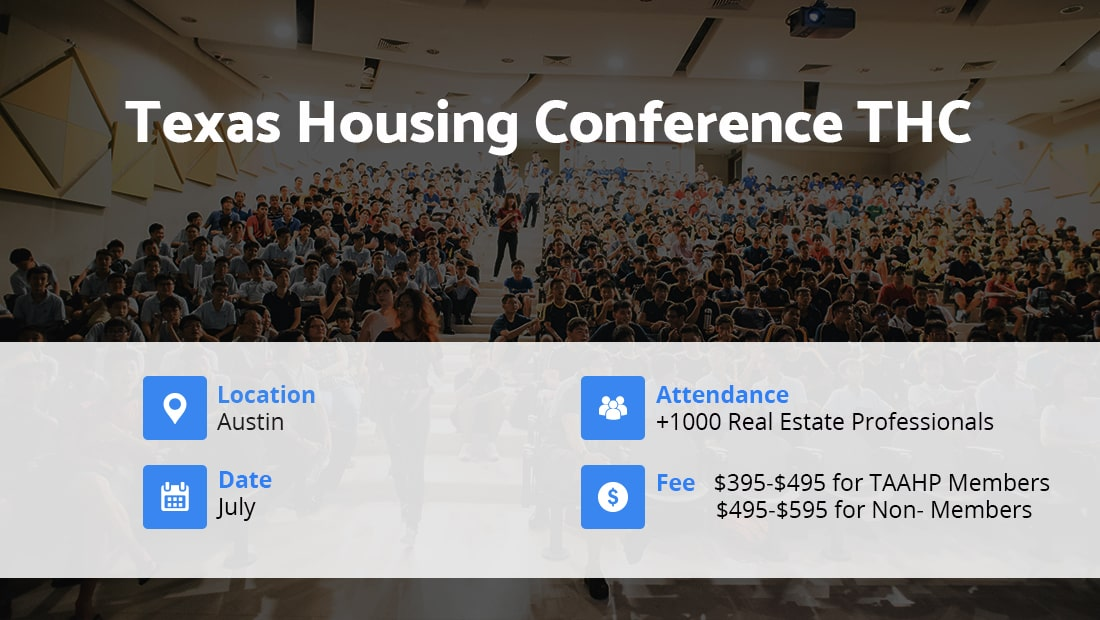 Texas Housing Conference THC