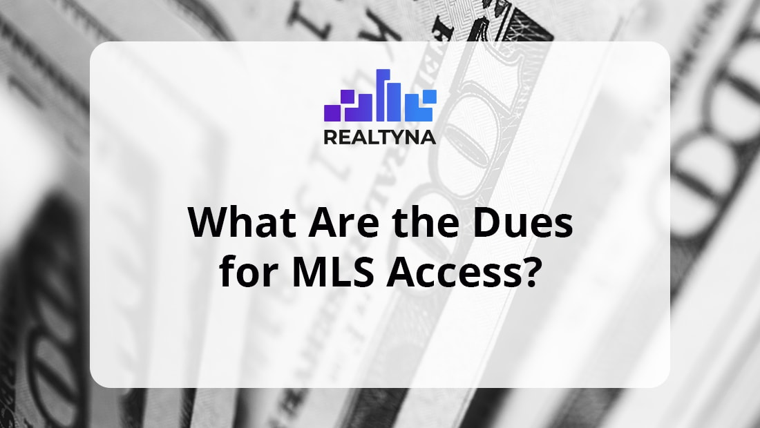 Dues for the MLS