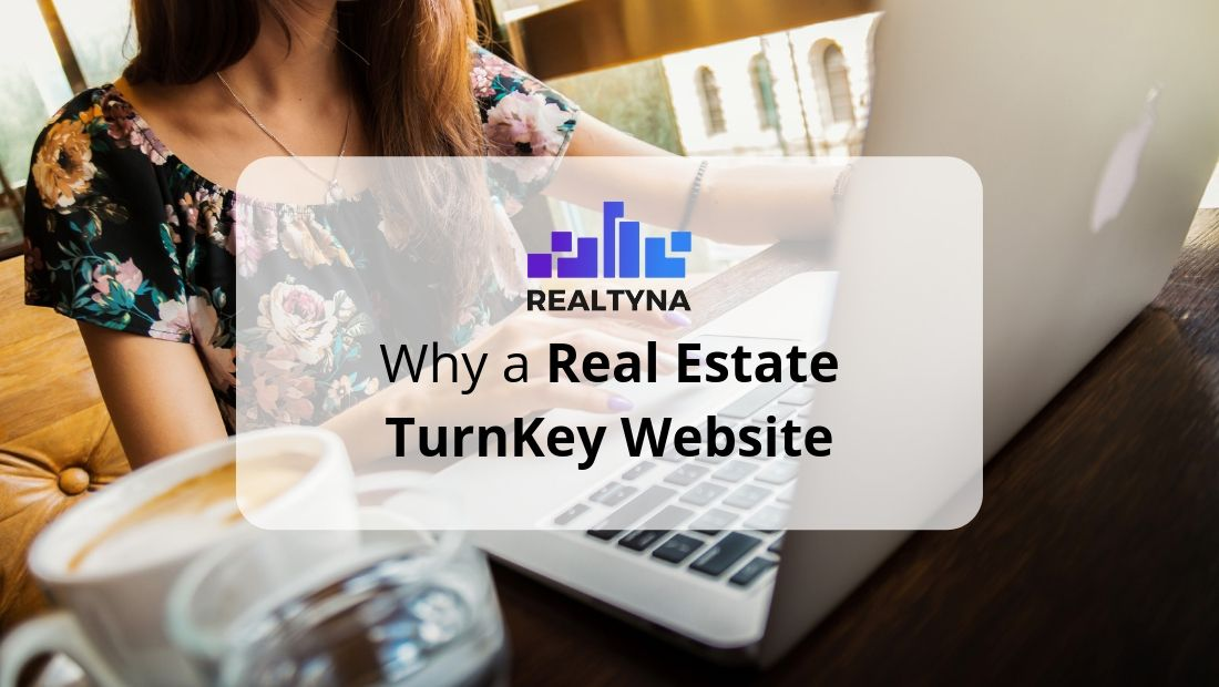 real estate TurnKey website
