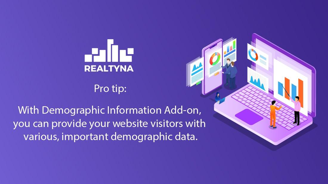Demographic Information Add-on