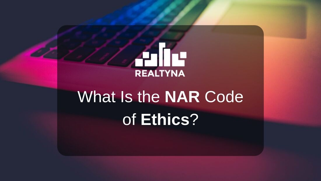 The NAR Code of Ethics
