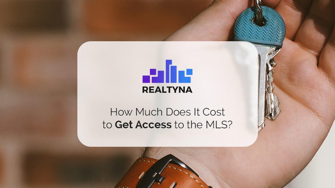 Cost of MLS