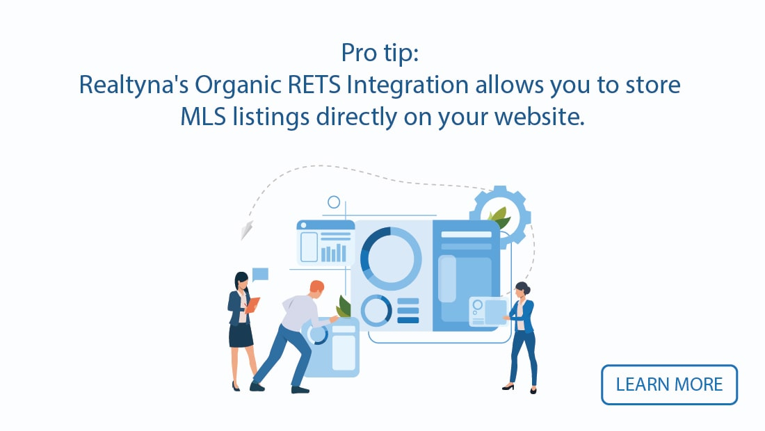 Realtyna's RETS Integration