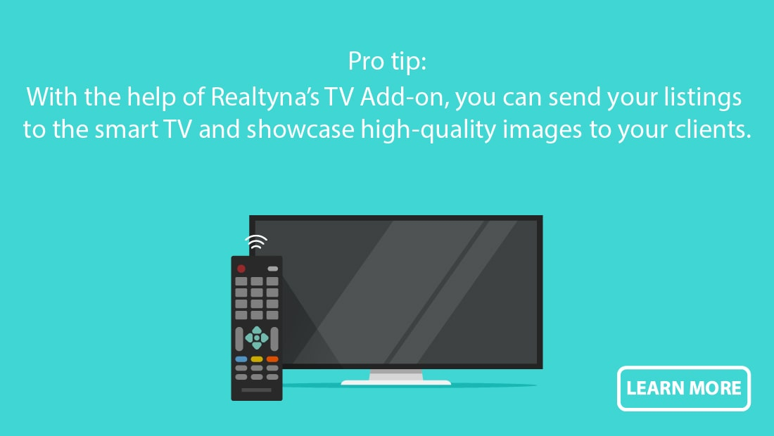 Realtyna's TV Add-on