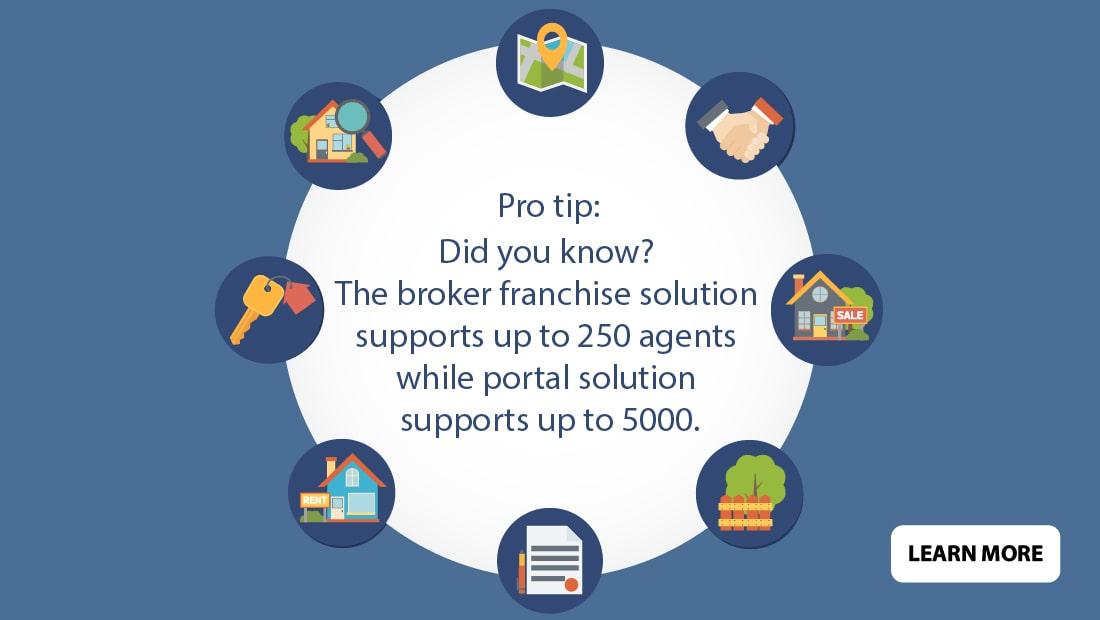 Broker Franchise Solution