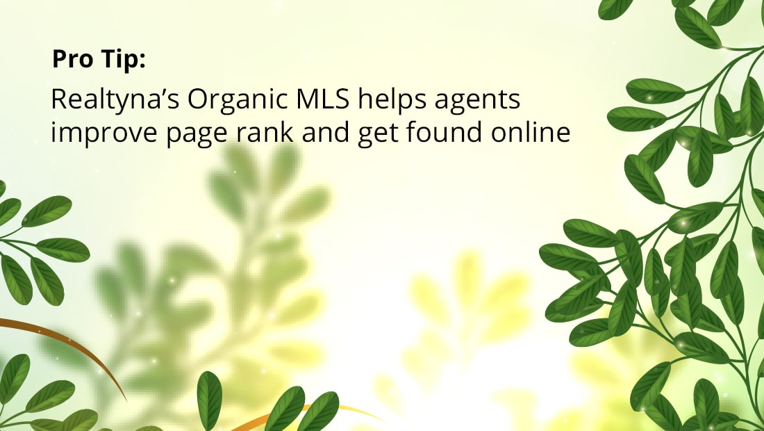 Realtyna's Organic MLS