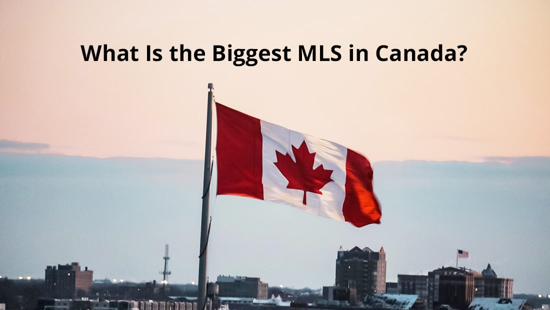 What's the Biggest MLS in Canada?