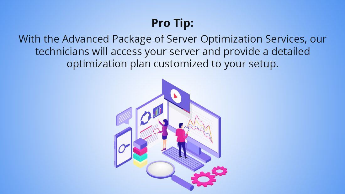 Realtyna's Server Optimization Services