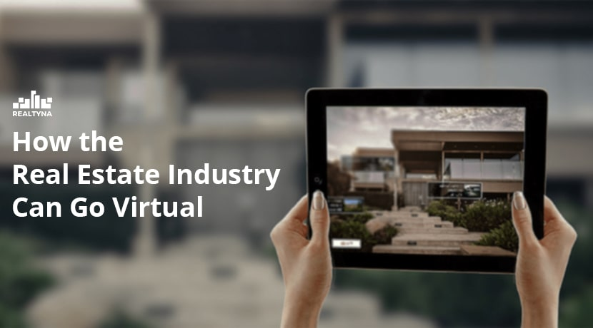 real estate go virtual