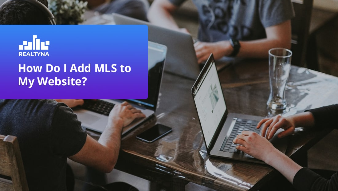 How Do I Add MLS to My Website?