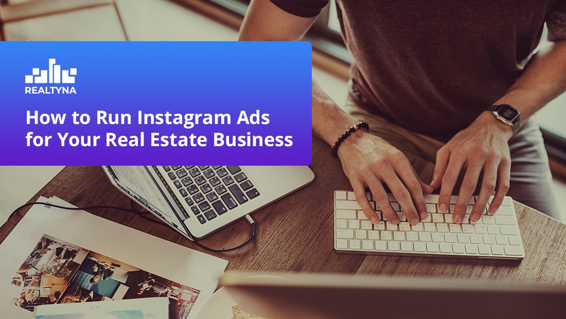 instagram ads for real estate