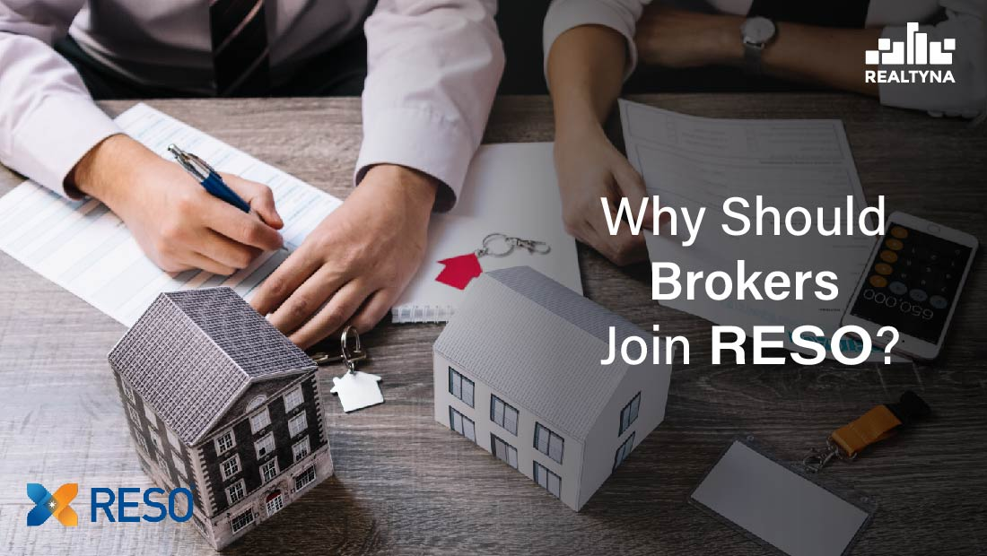 Why Should Brokers Join RESO