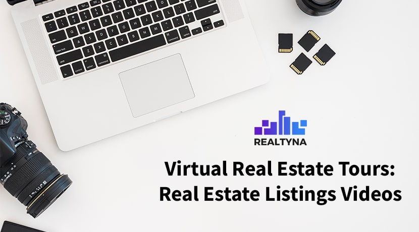 Virtual Real Estate Tours: Real Estate Listings Videos