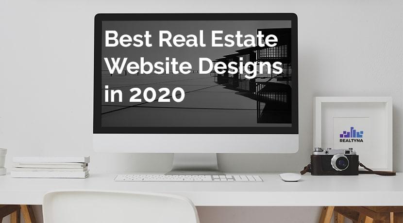 Best Real Estate Website Designs in 2020