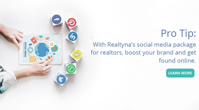 Realtyna's Social Media Package
