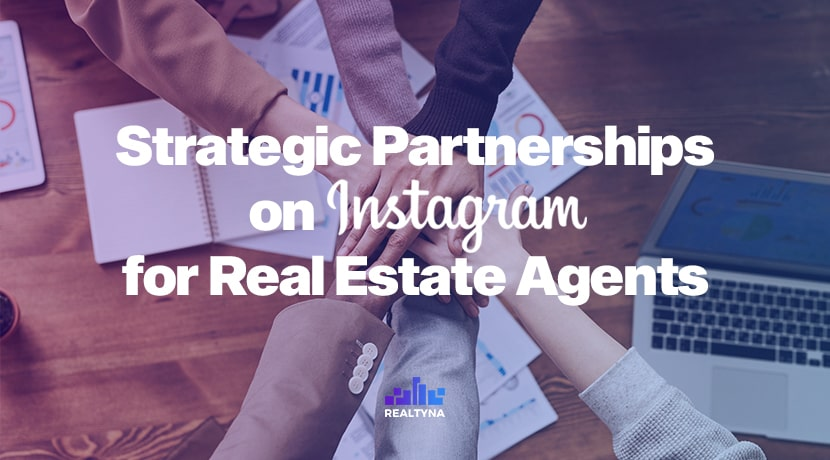 strategic partnership for real estate