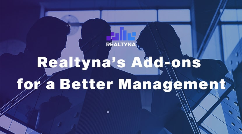 Realtyna's Add-ons for a Better Management