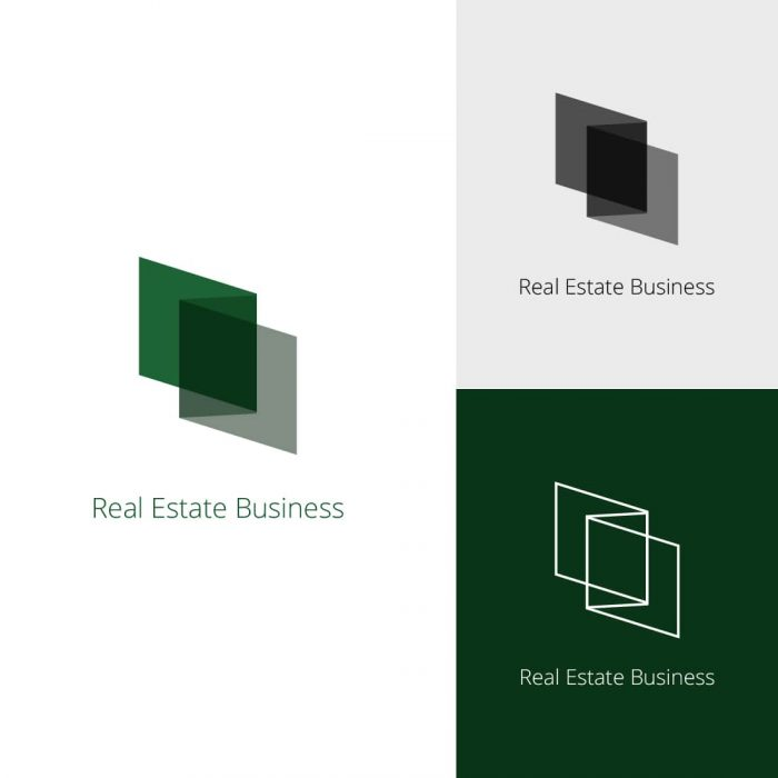 Logo 16 Real estate business