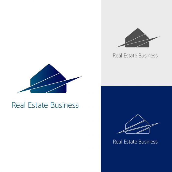 Logo 18 Real estate business