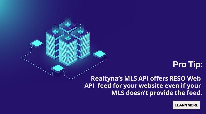 Realtyna's Mls API