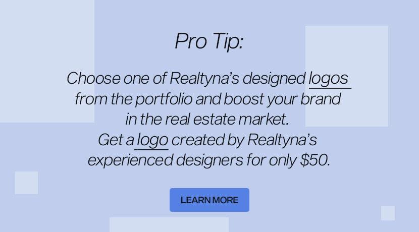 Realtyna's Designed Logo