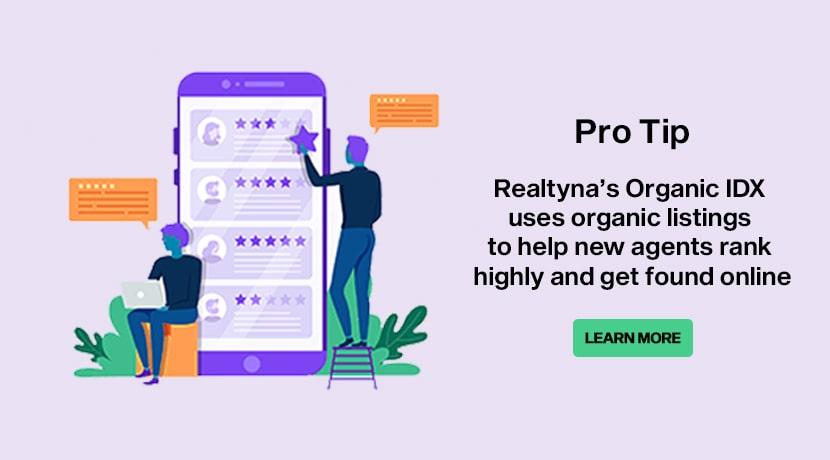 Realtyna's Organic IDX