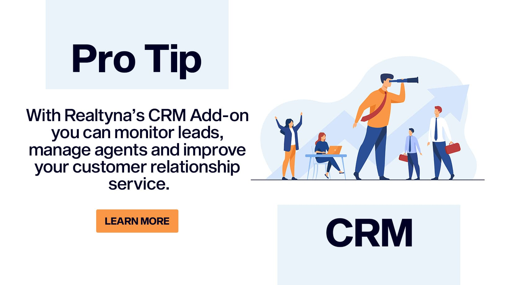 Realtyna's CRM