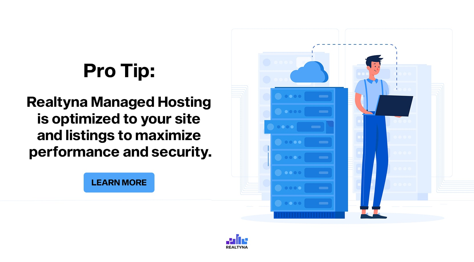 Realtyna's Managed Hosting