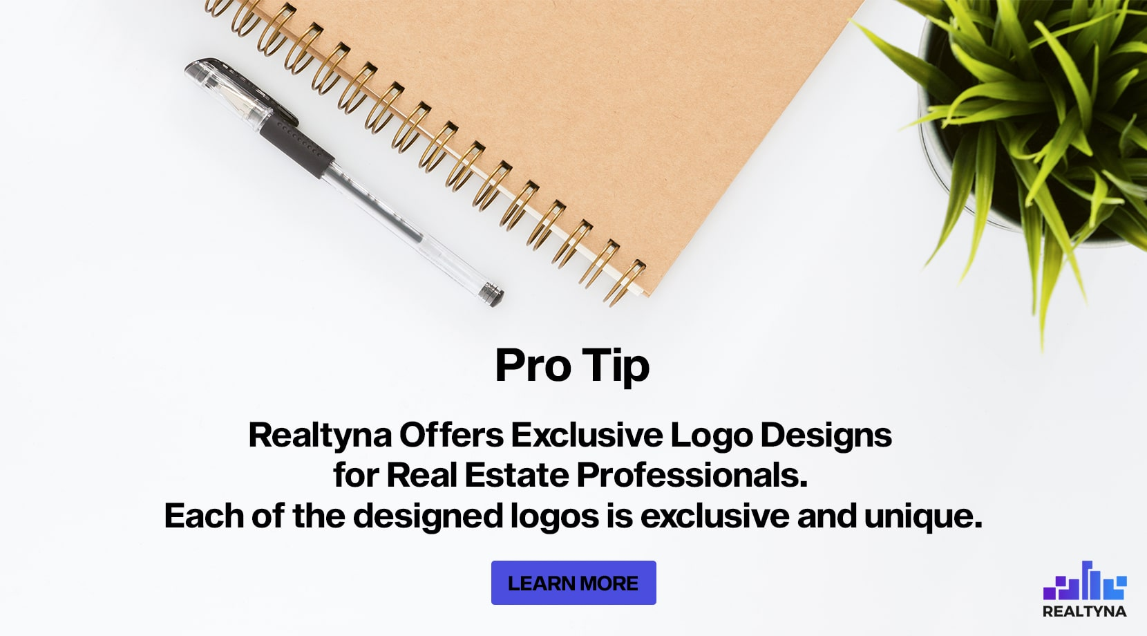 Realtyna's Exclusive Logo Design Service
