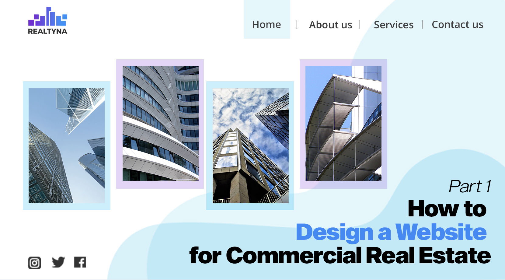 How to Design a Website for Commercial Real Estate: Part 1