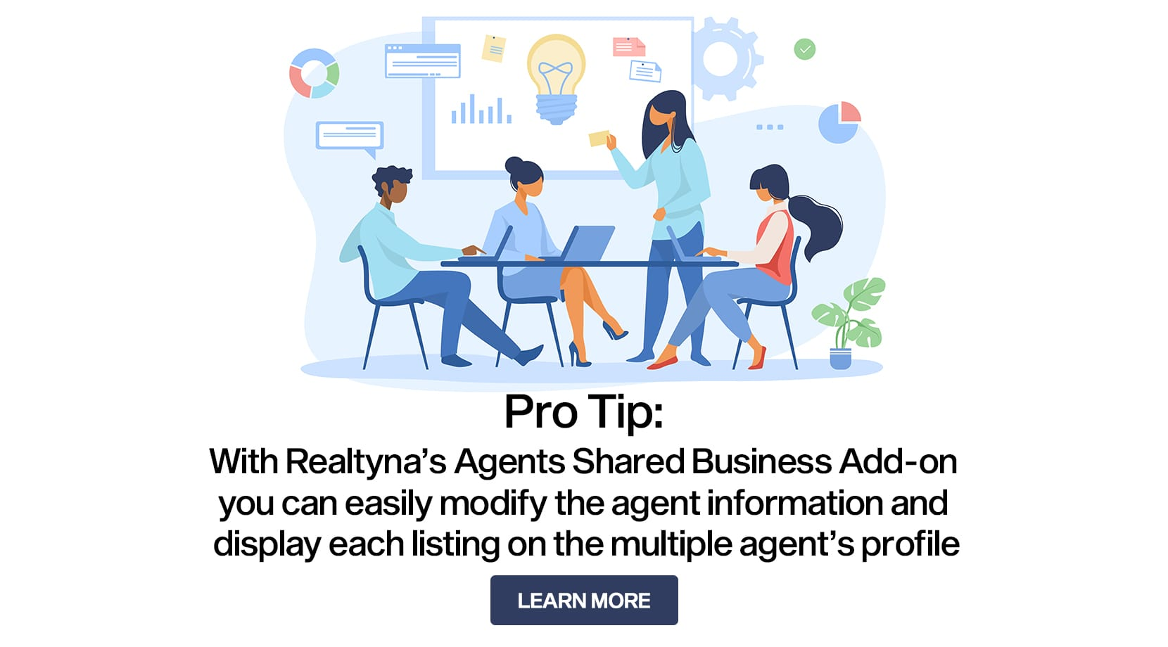 Realtyna's Agents Shared Business