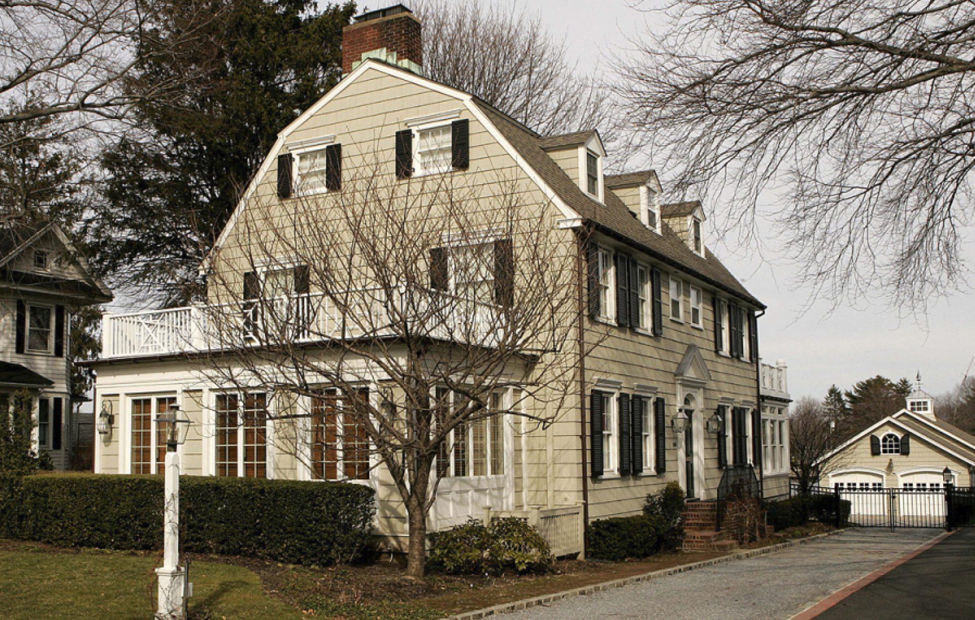 haunted real estate properties