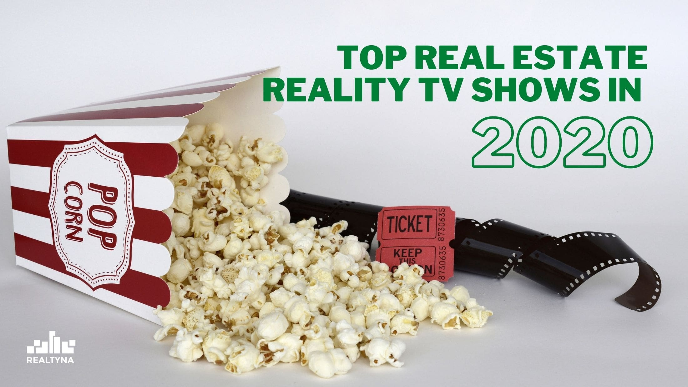 Top Real Estate Reality TV Shows in 2020