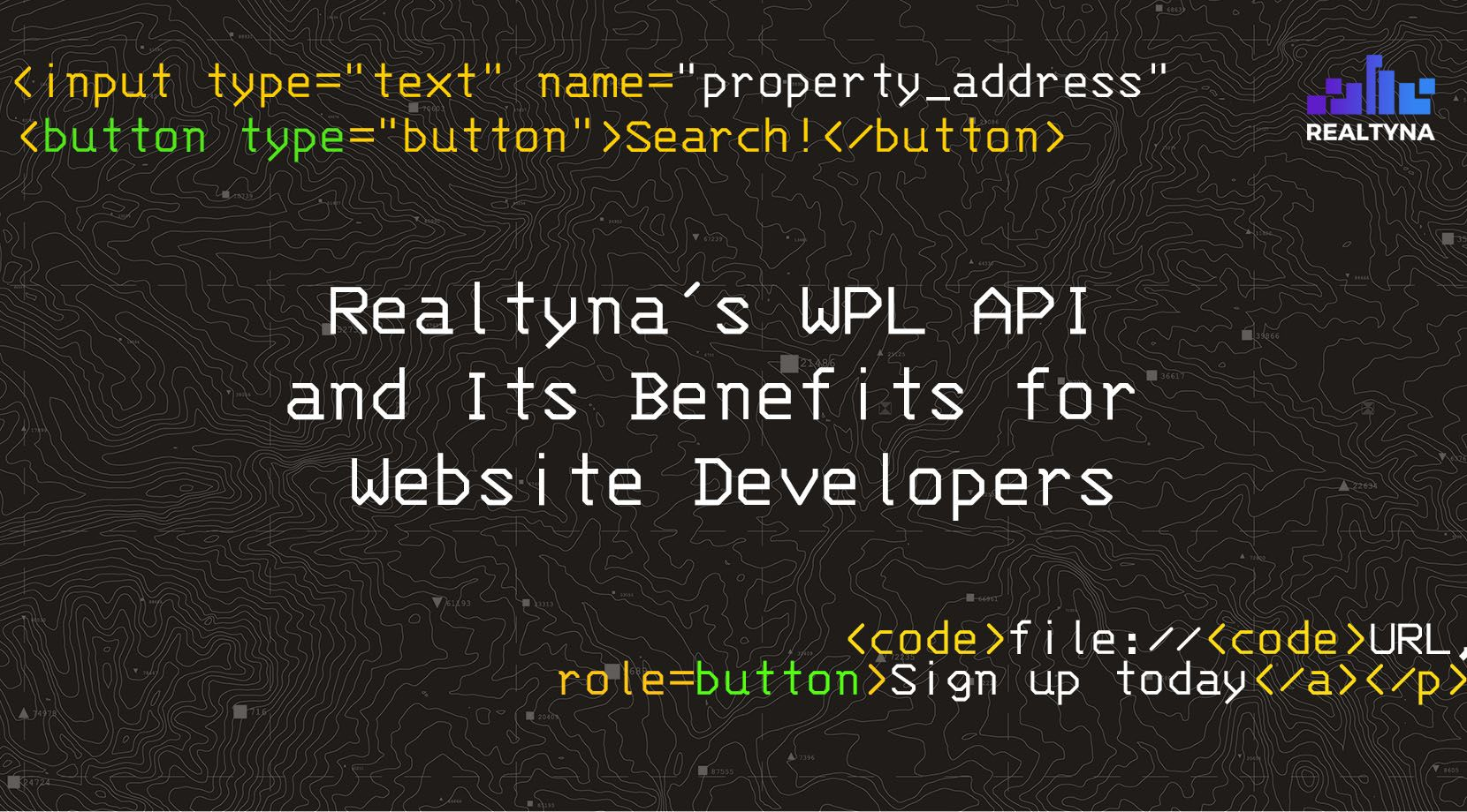 Realtyna's WPL API and Its Benefits for Website Developers