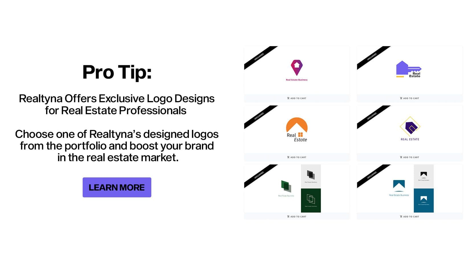 Realtyna's Exclusive Logo Design