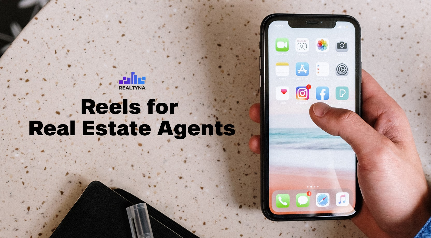 reels for real estate agents