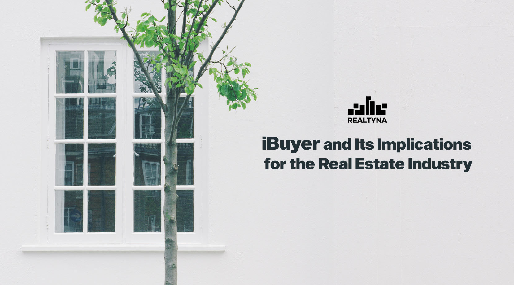 iBuyer in real estate