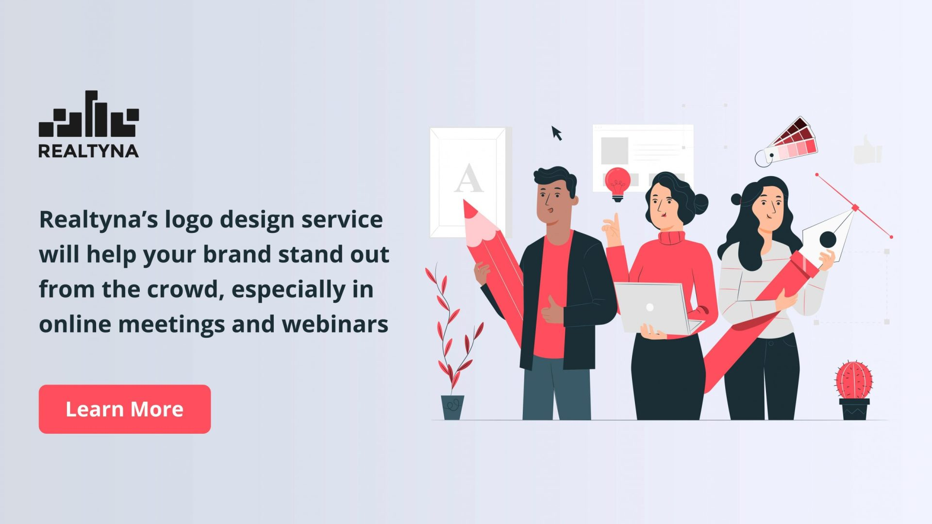 Realtyna's Logo Design Service
