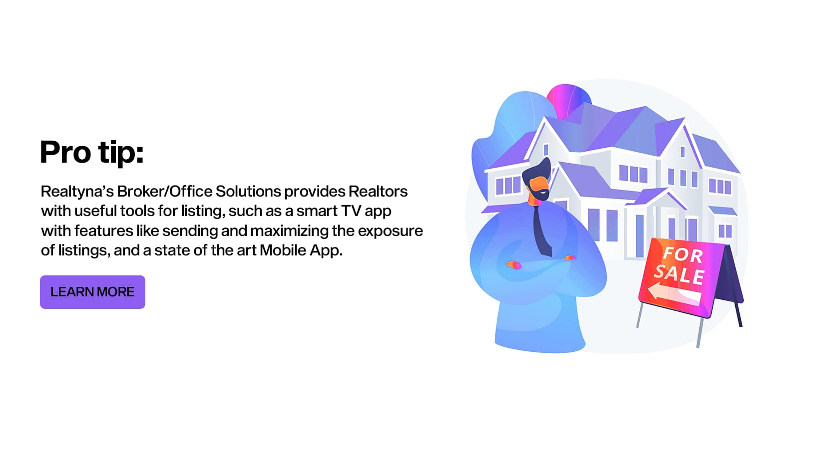 Realtyna's Broker/Office Solutions