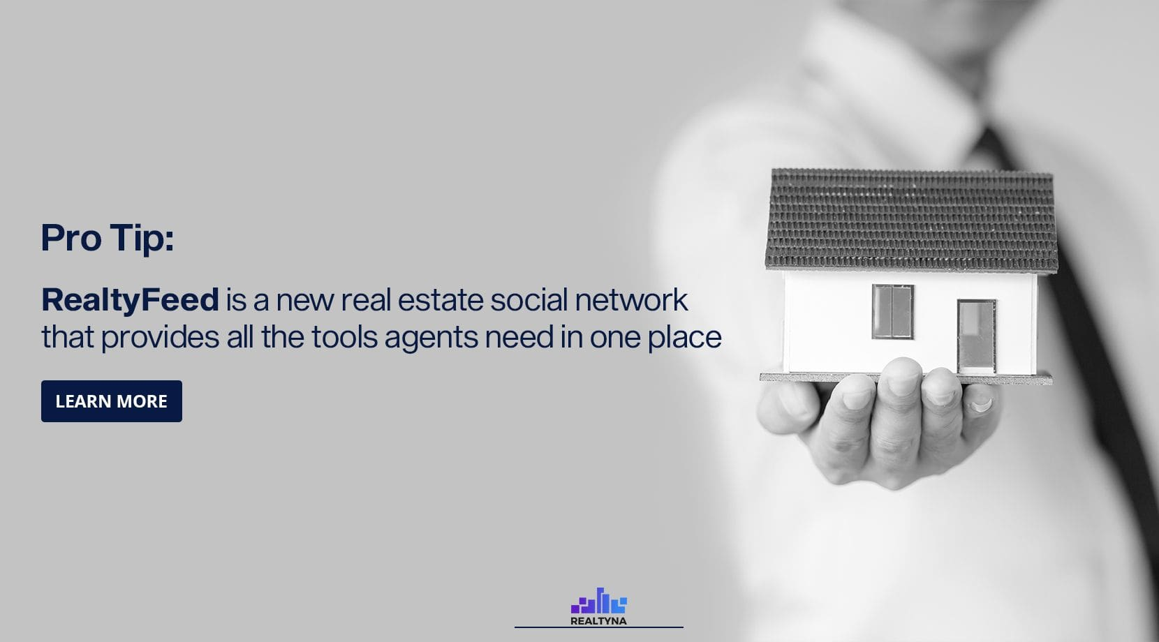 RealtyFeed is a new real estate social network that provides all the tools agents need in one place