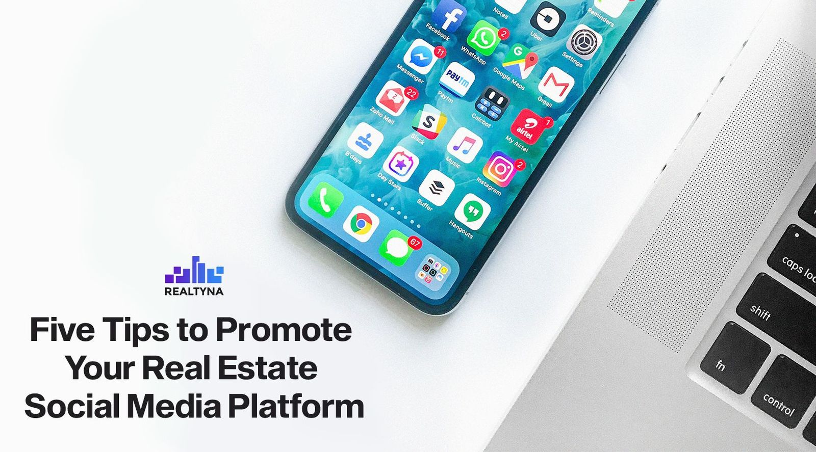 Five Tips to Promote Your Real Estate Social Media Platform