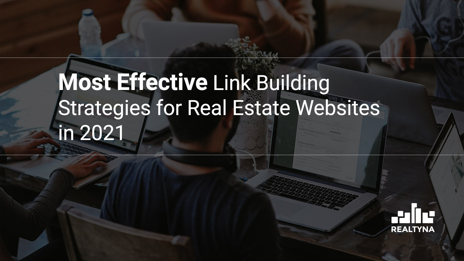 Link building for real estate