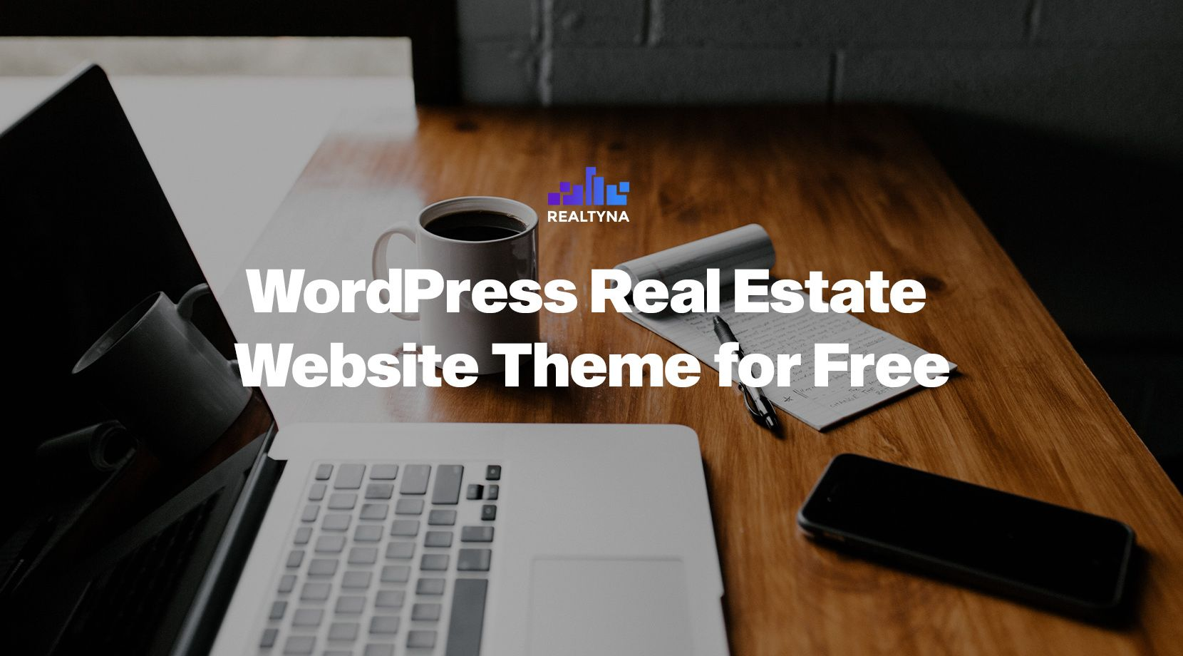 WordPress Real Estate Website Theme for Free