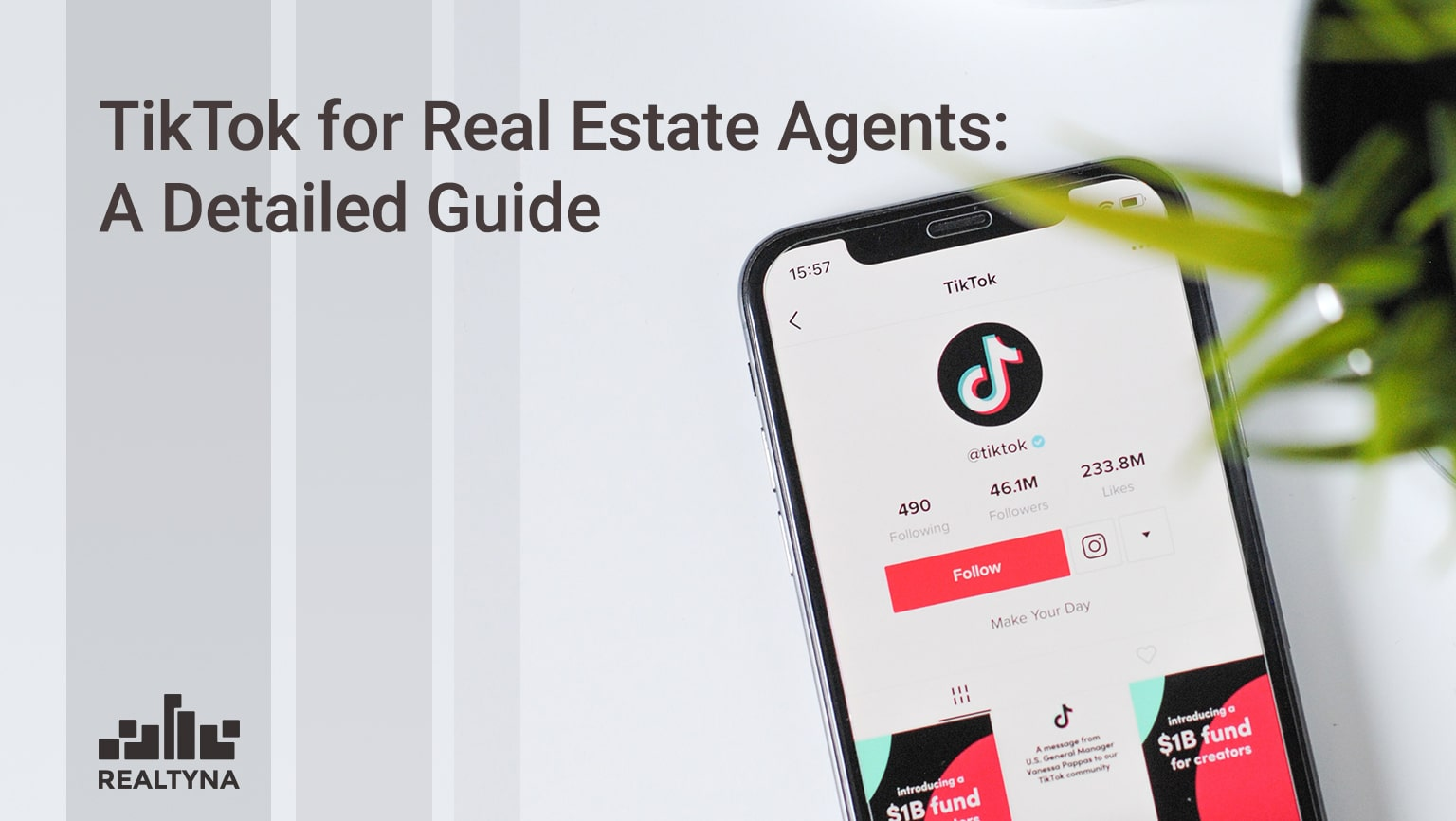 TikTok for real estate