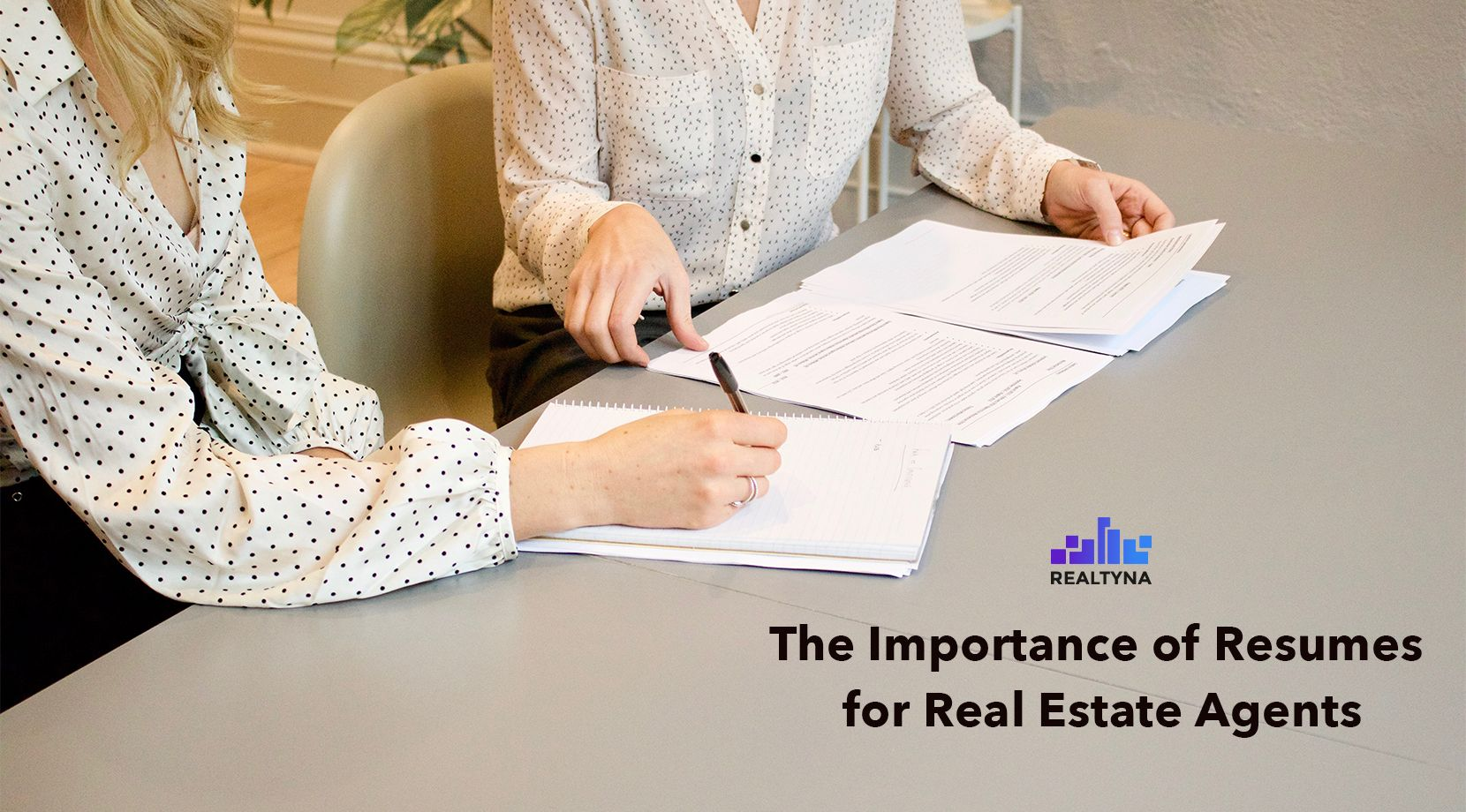 The Importance of Resumes for Real Estate Agents