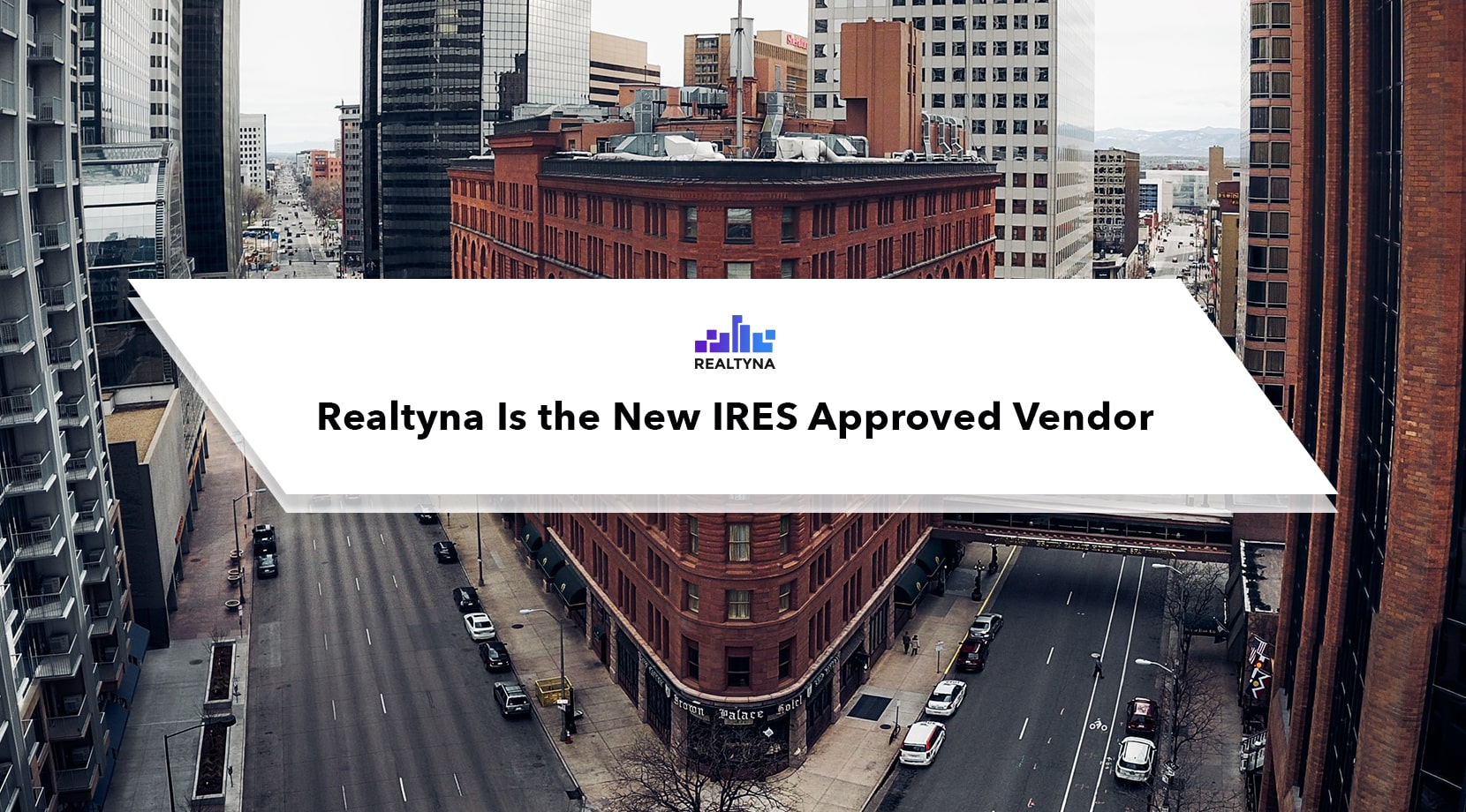 IRES Approved Vendor