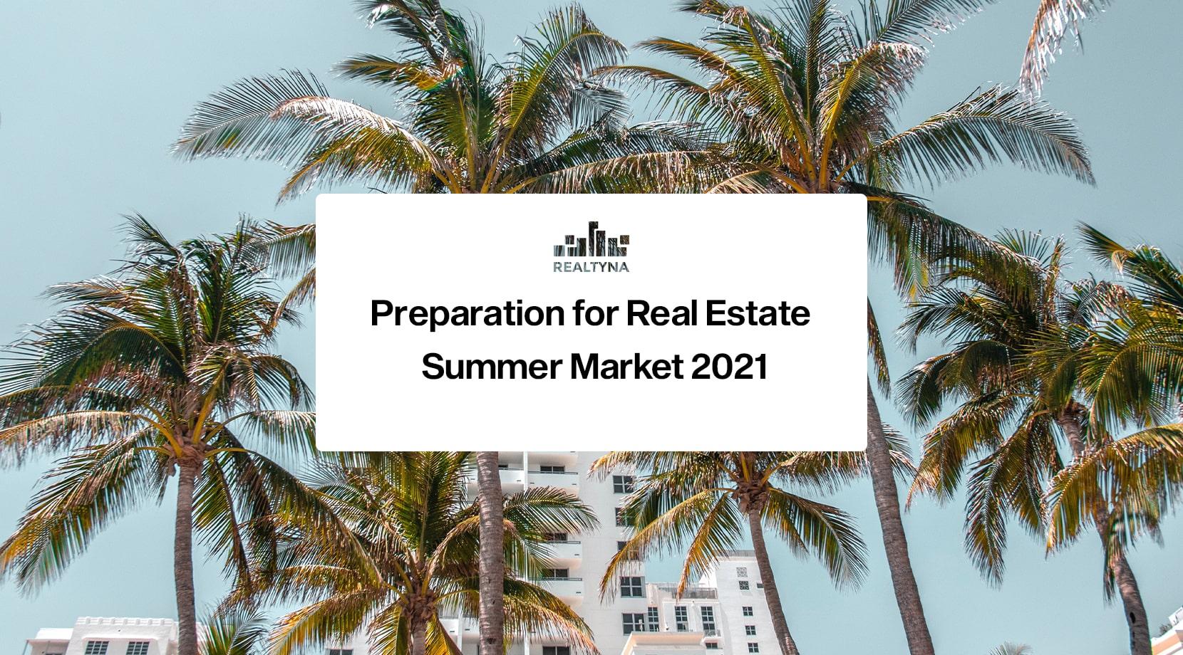 real estate summer market